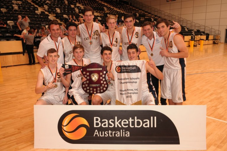 Competitions at Australian Schools Championships - FOX ...