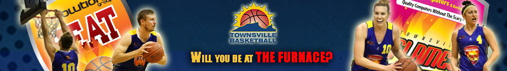 Townsville Basketball 2015