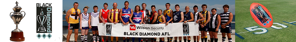 Black Diamond AFL 2015
