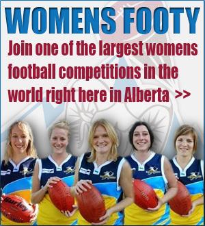 Alberta Womens Football