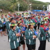 NC2011 Team Cook Islands Opening Ceremony