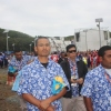 Team Palau 2011 - Opening Ceremony