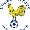Cockburn City SC (DV1) Logo
