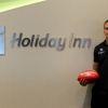 Jake Stringer - Holiday Inn Stay Fanatical Ambassador 2012
