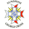 Caroline Springs George Cross FC Red Logo