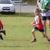 Breakers Under 8 Red's at North Shore 22.7.12
