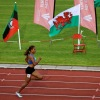 PNG Athletes Compete at Cardiff