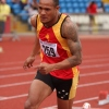 PNG Athletes Compete in Birmingham in the lead up to London 2012