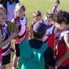 Coolum Beach Under 8 Red V Noosa Red 29.7.12