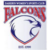 Darebin Falcons Purple Logo