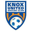 Knox United SC Blue Logo
