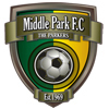 Middle Park FC Gold (Pedge) Logo