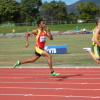 Athletics PNG competing in Cairns, Australia 2012.