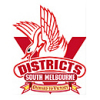 South Melbourne Districts Logo
