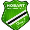 Hobart United Black Logo
