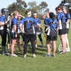 Women's vs Eltham 21-04-13