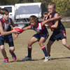 More Great Under 12 1st Semi Photos