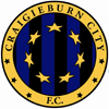 Craigieburn City FC Gold Logo