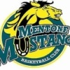 Mentone Mustangs United Logo