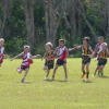 Under 10 & 8 Red - Coolum High Aug 3