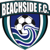 Beachside White Logo
