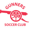 GUNNERS UNDER 9 YELLOW Logo