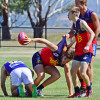 2015 W1 Practice v Taylors Lakes Reserves