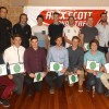 2015 Alberton Football Netball League senior vote count