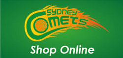 Comets Store