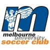 Melbourne University Soccer Club Logo