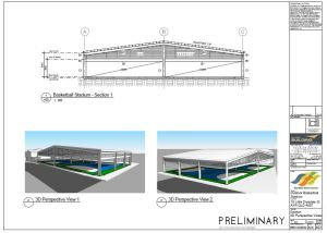 Proposed New Multi-Purpose Outdoor Stadium