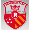 Roxburgh Park United SC Green Logo