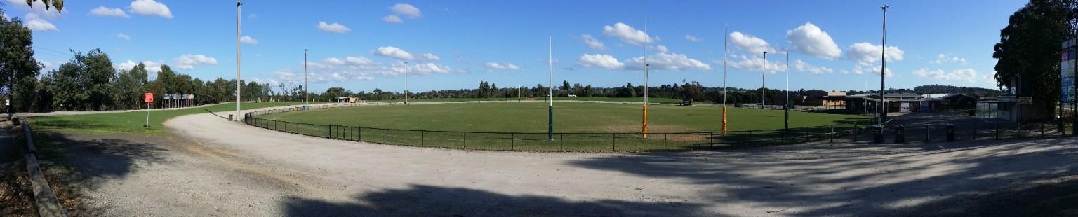 Garfield Football Oval