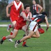 2016 - Round 16 - Bordertown Seniors