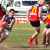 2016 Week 1 (Reserves) Diggers v Macedon 27.8.16