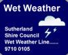 Wet Weather FSP