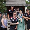 2017 Aus Post AFL Community Camp - St Kilda