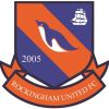 Rockingham Womens & Girls DV5 Logo