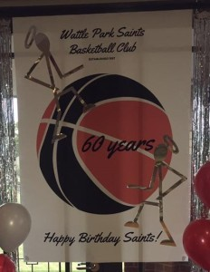 Saints 60th Year