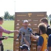 Hawthorn FC open training session - Moe