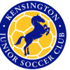 Kensington Junior SC Gold Logo