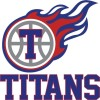 Titans Lakers Logo