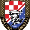 Gold Coast Knights Firsts Logo