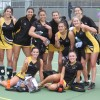 U19 Black rep team at Betty Steffensen Tournament in Palmerston North - 9 June 2019