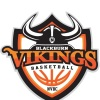 FNJ B16 Blackburn Vikings 8 Logo