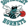 Southwest Hornets Warriors  Logo
