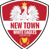 New Town Eagles Red Logo