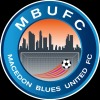 Macedon Blues United FC Logo