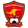 Lalor United Senior FC Logo