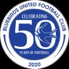 Bluebirds United Football Club Logo